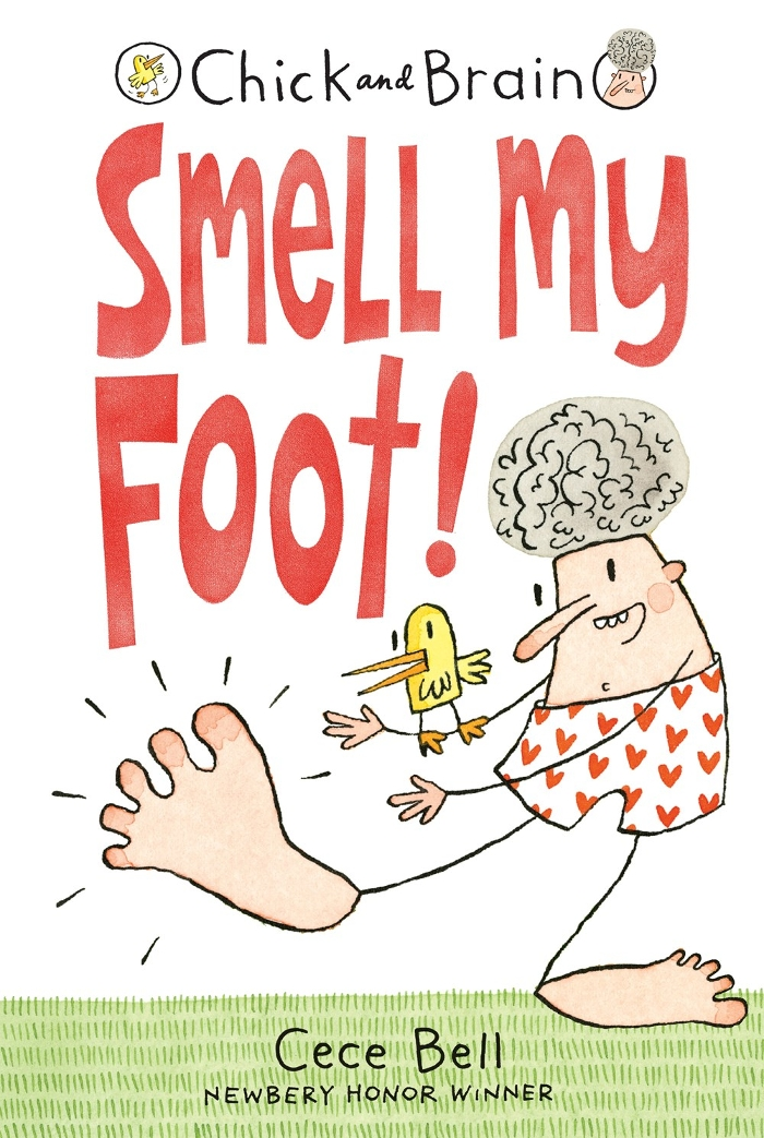 Review of Chick and Brain: Smell My Foot!