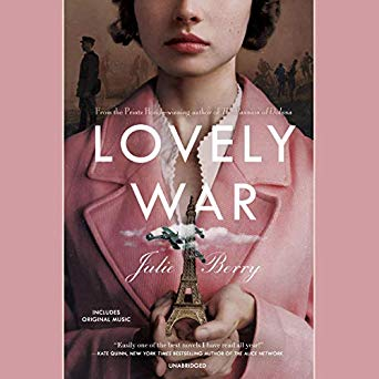 Review of Lovely War audiobook