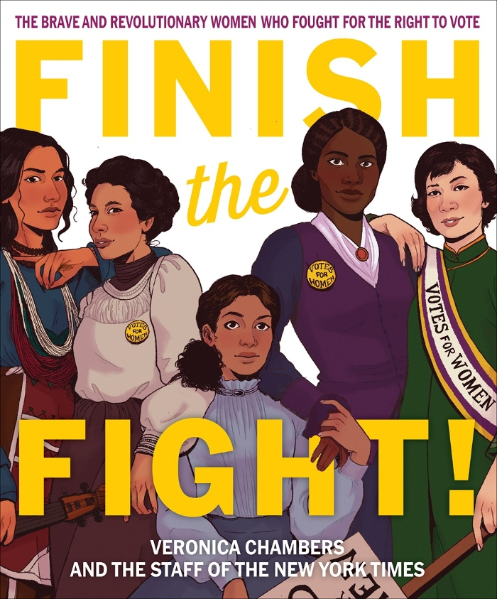 Review of Finish the Fight!: The Brave and Revolutionary Women Who Fought for the Right to Vote