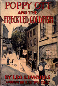 Leo Edwards and the Secret and Mysterious Order of the Freckled Goldfish