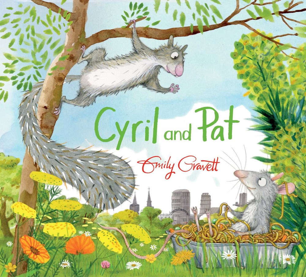 Review of Cyril and Pat