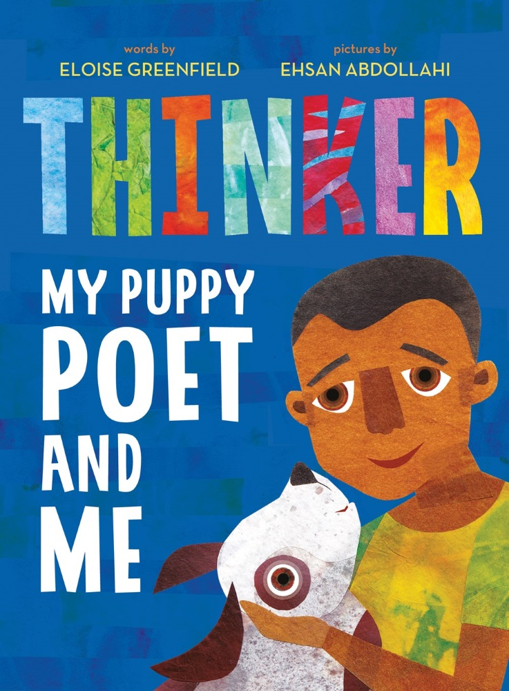 Review of Thinker: My Puppy Poet and Me