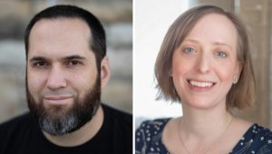 Publishers' Preview: Debut Authors: Five Questions for Dan Haring & MarcyKate Connolly