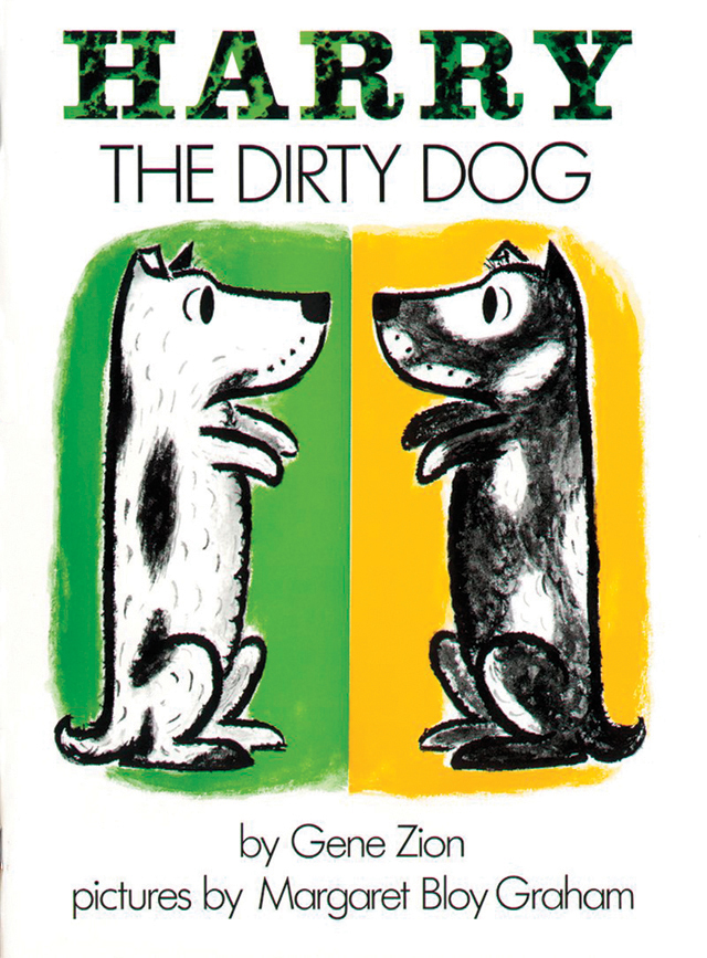 Margaret Bloy Graham's Harry the Dirty Dog: Still Spot On