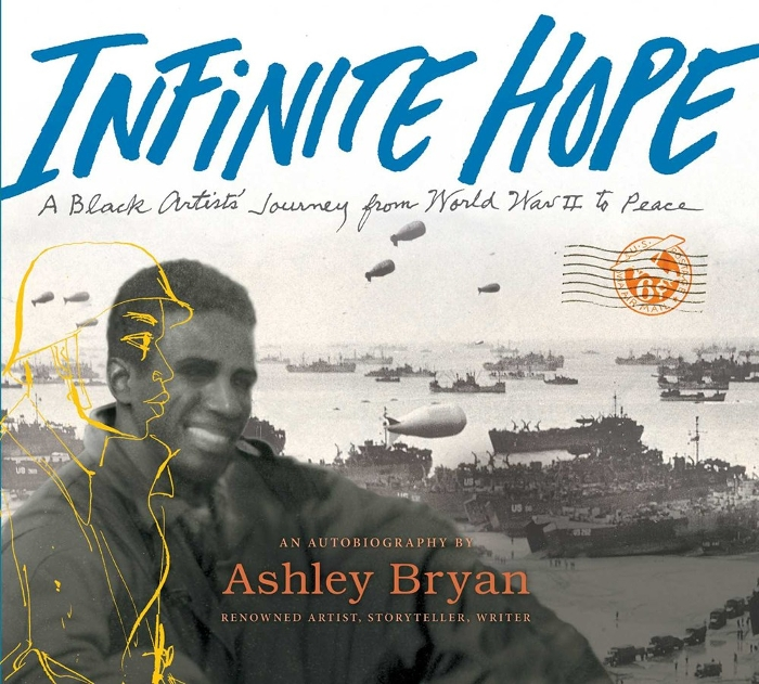 Review of Infinite Hope: A Black Artist's Journey from World War II to Peace