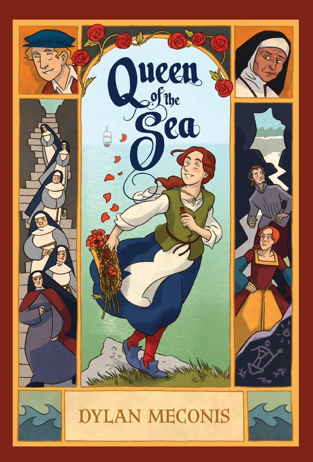 Cover of Queen of the Sea