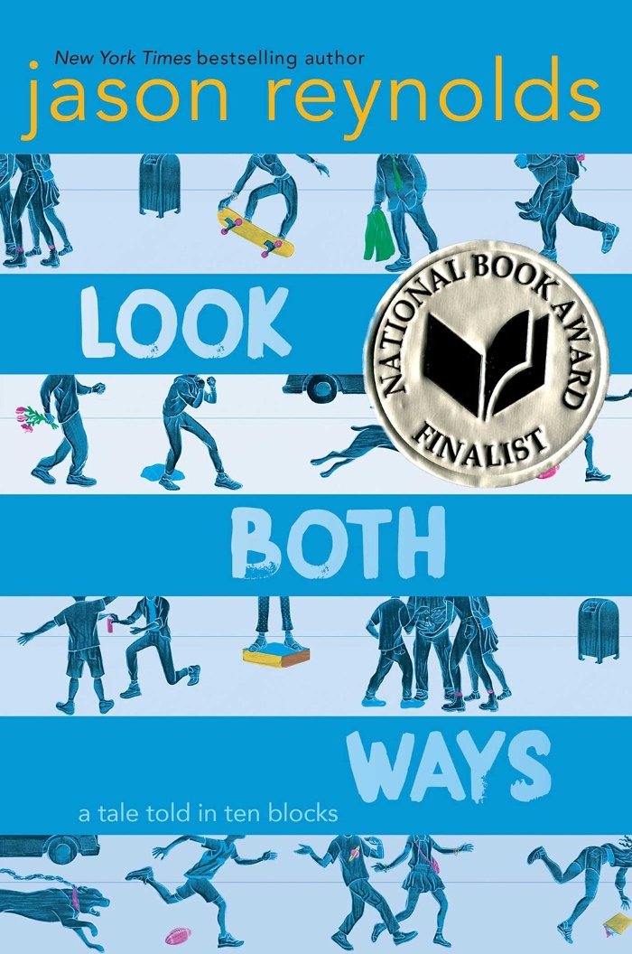 Review of Look Both Ways: A Tale Told in Ten Blocks
