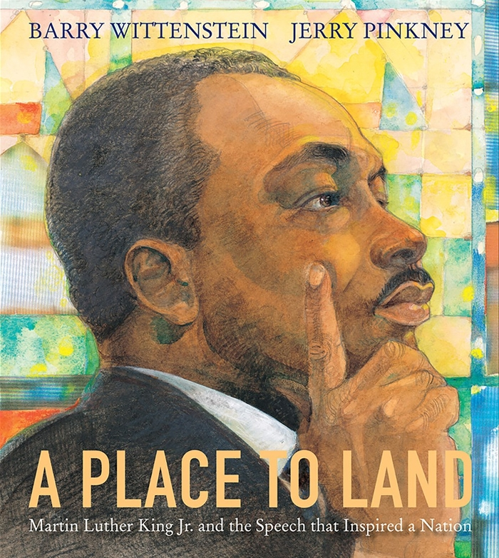Review of A Place to Land: Martin Luther King Jr. and the Speech That Inspired a Nation