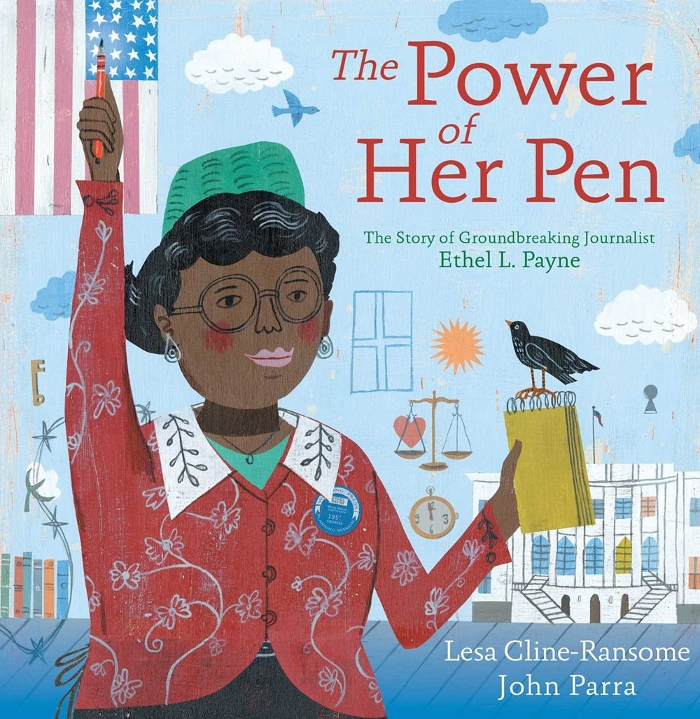 Review of The Power of Her Pen: The Story of Groundbreaking Journalist Ethel L. Payne