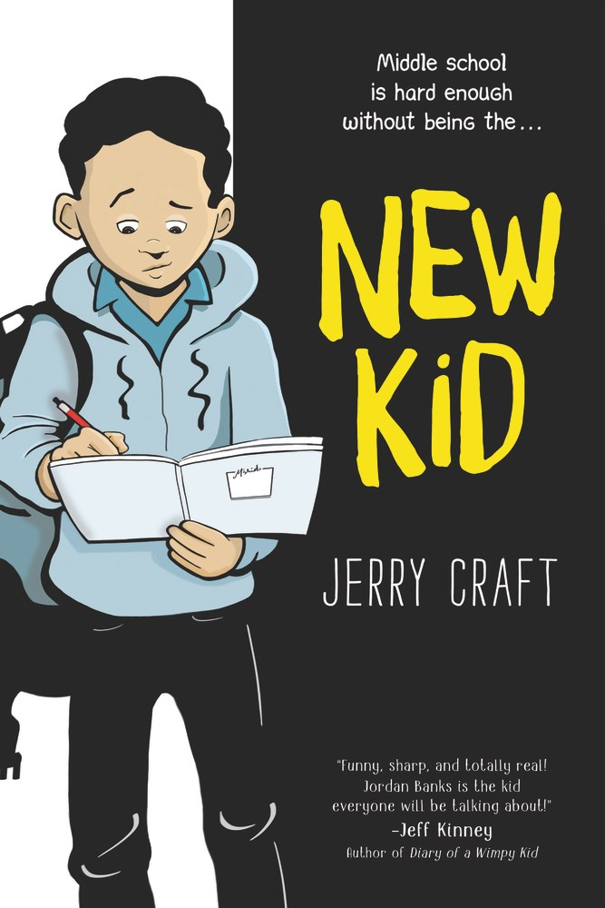 Read Jerry Craft's 2020 Newbery Medal Acceptance Speech at ALA's Virtual Book Award Celebration