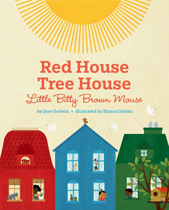 Review of Red House, Tree House, Little Bitty Brown Mouse