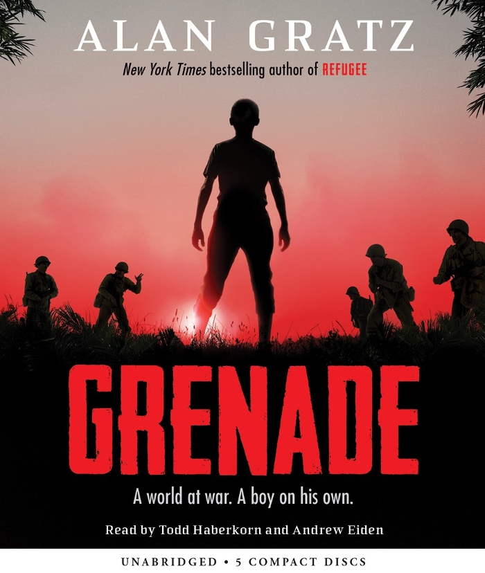 Review of Grenade audiobook