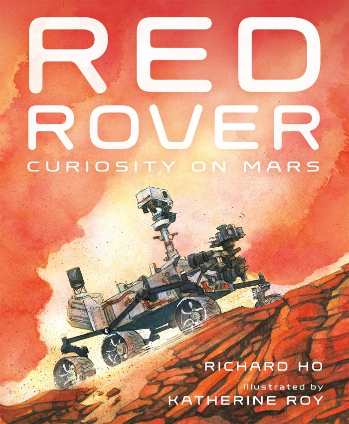Review of Red Rover: Curiosity on Mars