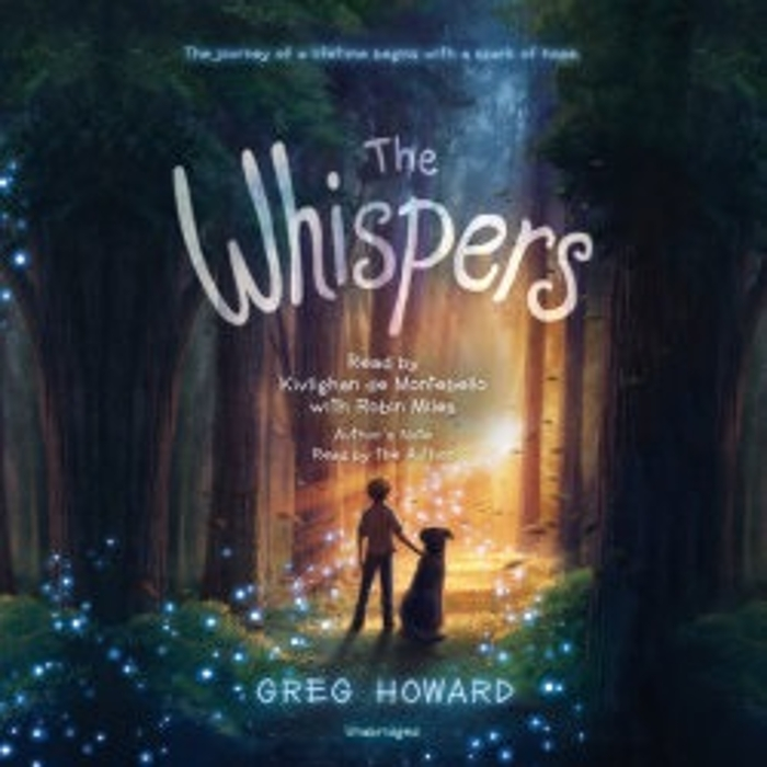 Review of The Whispers audiobook