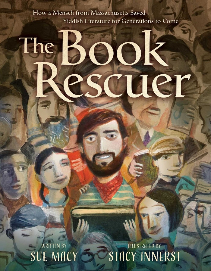 Review of The Book Rescuer: How a Mensch from Massachusetts Saved Yiddish Literature for Generations to Come