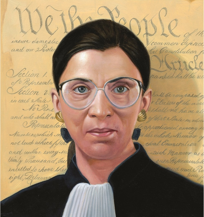 Review of Ruth Objects: The Life of Ruth Bader Ginsburg