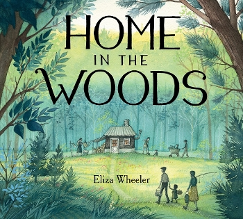 Cover of Home in the Woods