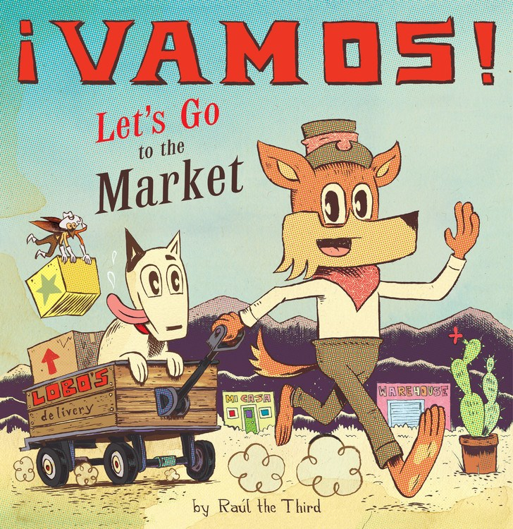 Cover of Vamos