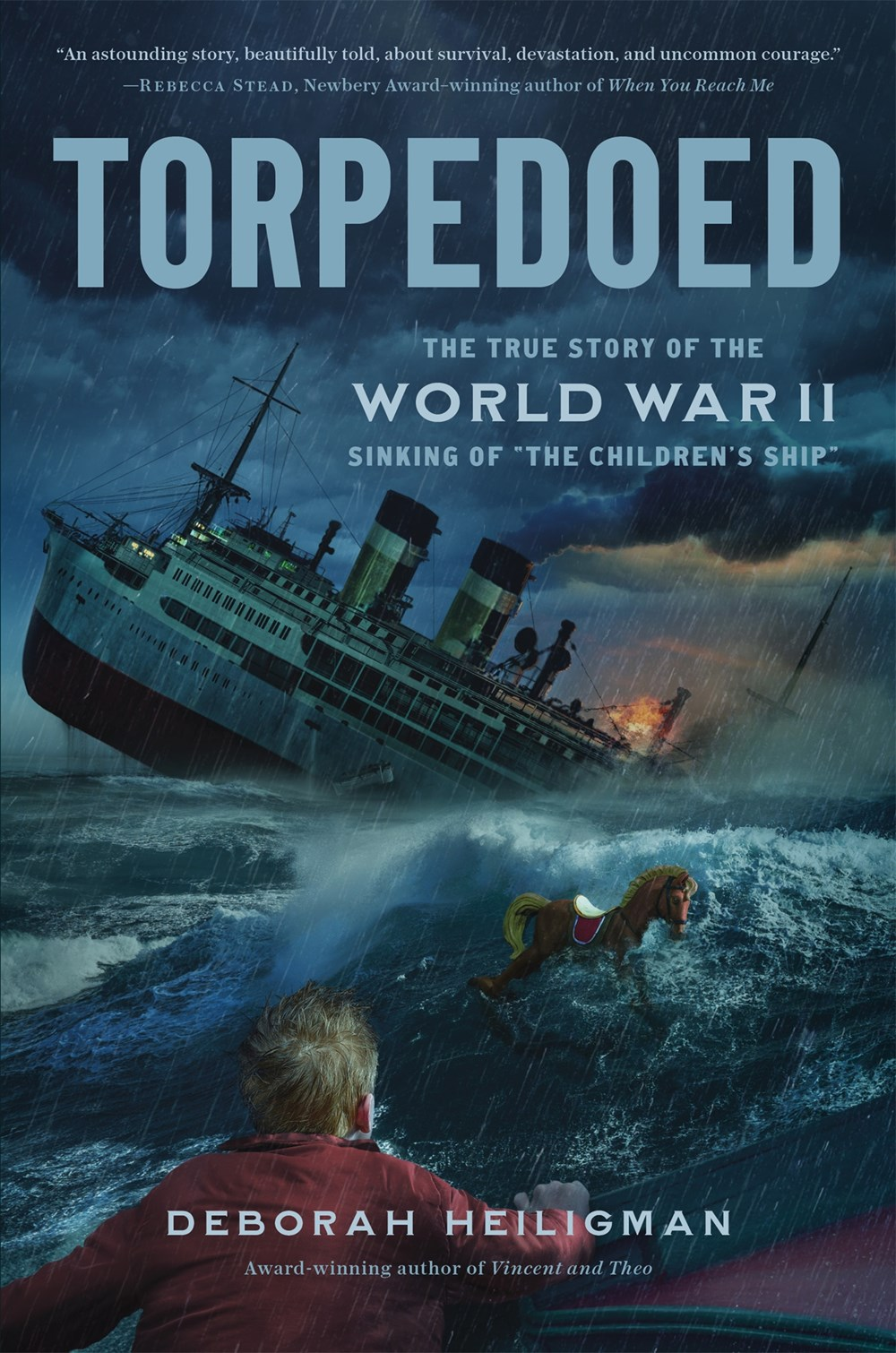 "Review of Torpedoed: The True Story of the World War II Sinking of ""The Children's Ship"""