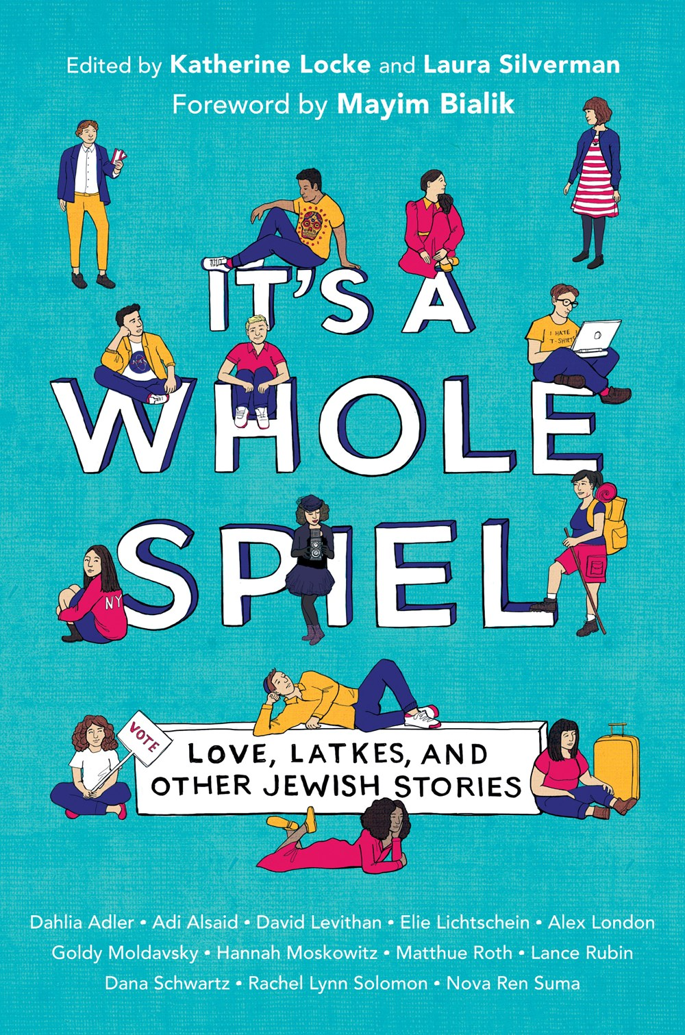 Review of It's a Whole Spiel: Love, Latkes, and Other Jewish Stories