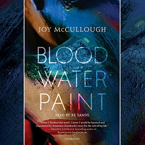Review of Blood Water Paint audiobook