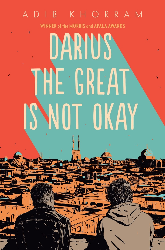 Darius the Great Is Not Okay: Adib Khorram's 2019 BGHB Fiction and Poetry Honor Speech