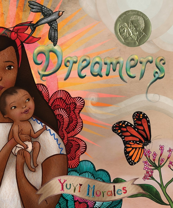 Dreamers: Yuyi Morales's 2019 BGHB Picture Book Honor Speech