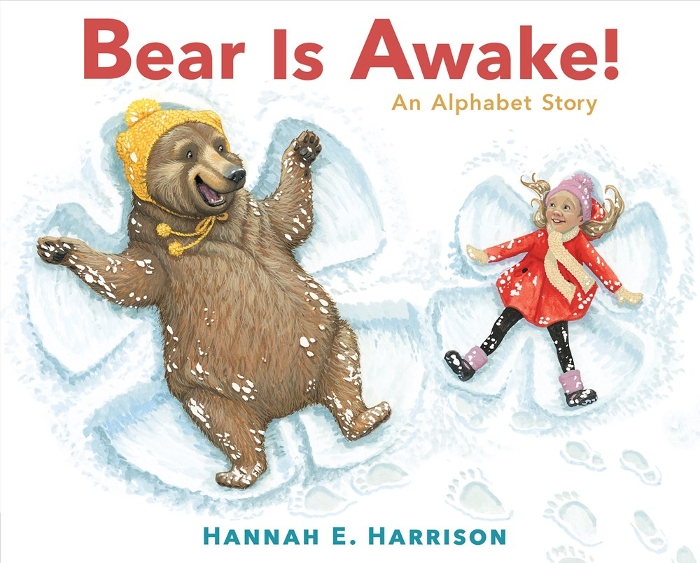 Review of Bear Is Awake!: An Alphabet Story