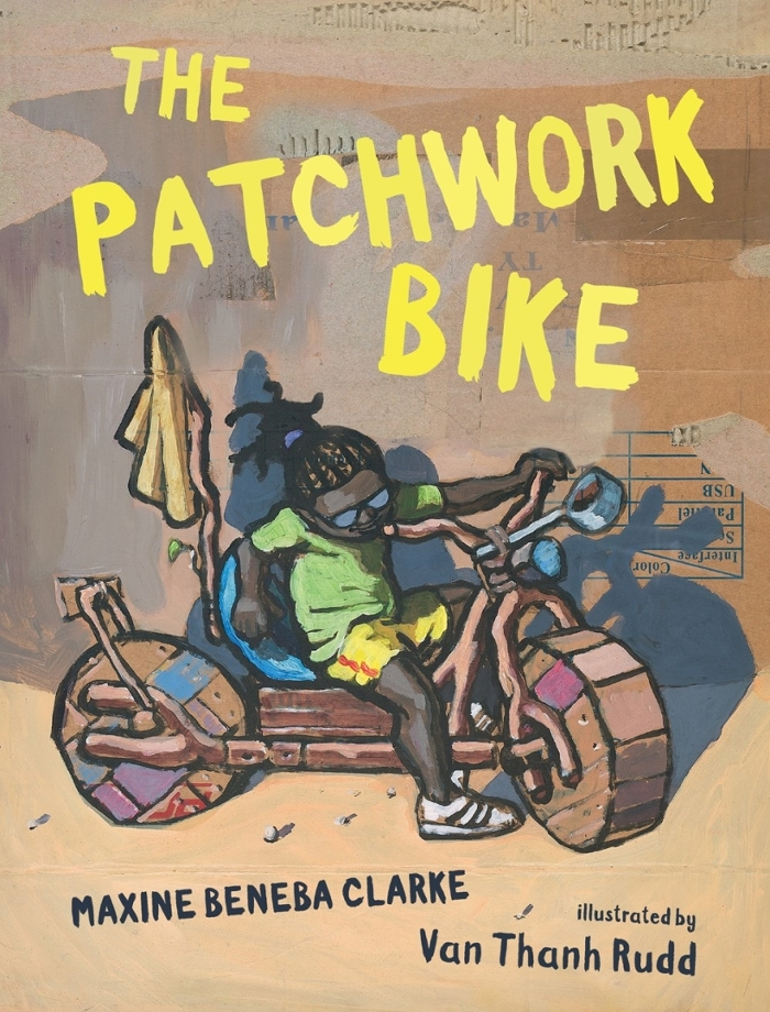 The Patchwork Bike: Illustrator Van Thanh Rudd's 2019 BGHB Picture Book Award Speech