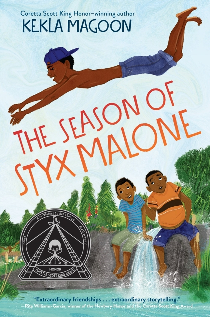 The Season of Styx Malone: Kekla Magoon's 2019 BGHB Fiction and Poetry Award Speech