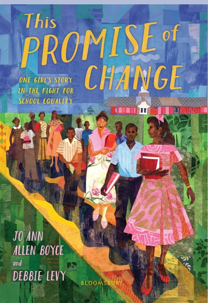 This Promise of Change: Jo Ann Allen Boyce and Debbie Levy's 2019 BGHB Nonfiction Award Speech