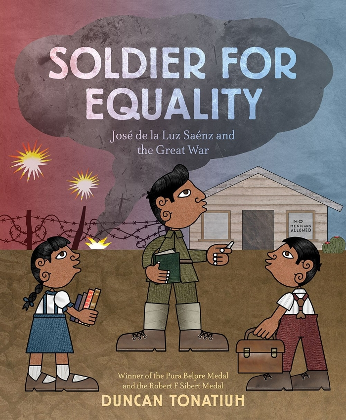 Review of Soldier for Equality: José de la Luz Sáenz and the Great War