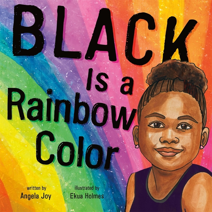 Review of Black Is a Rainbow Color