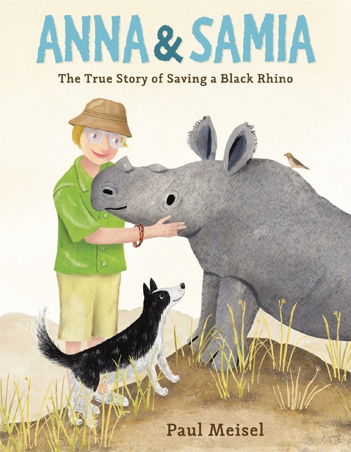 Review of Anna & Samia: The True Story of Saving a Black Rhino