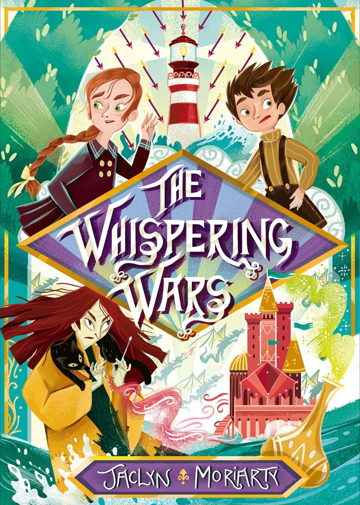 Review of The Whispering Wars
