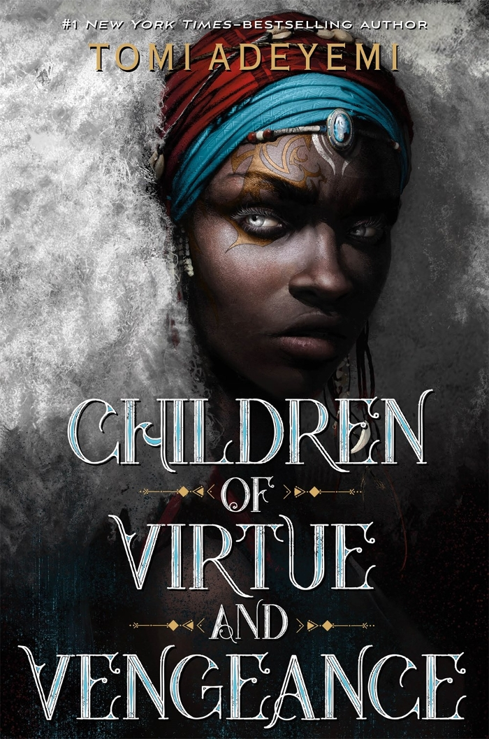 Review of Children of Virtue and Vengeance