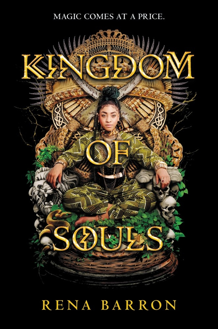 Review of Kingdom of Souls