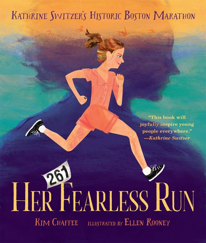 Review of Her Fearless Run: Kathrine Switzer's Historic Boston Marathon