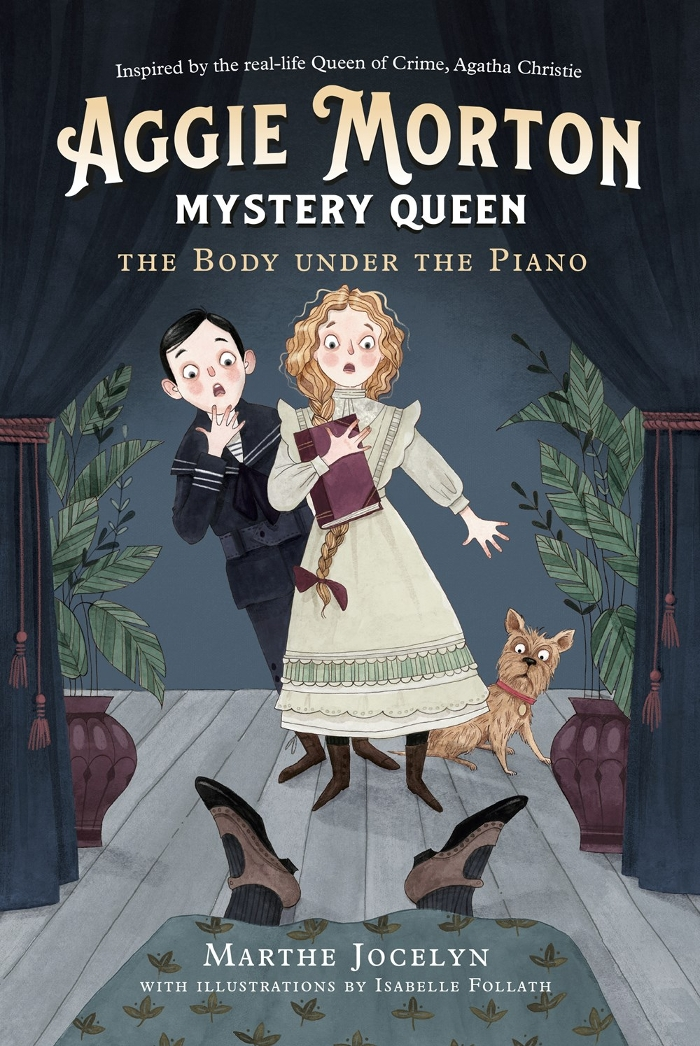 Review of Aggie Morton, Mystery Queen: The Body Under the Piano