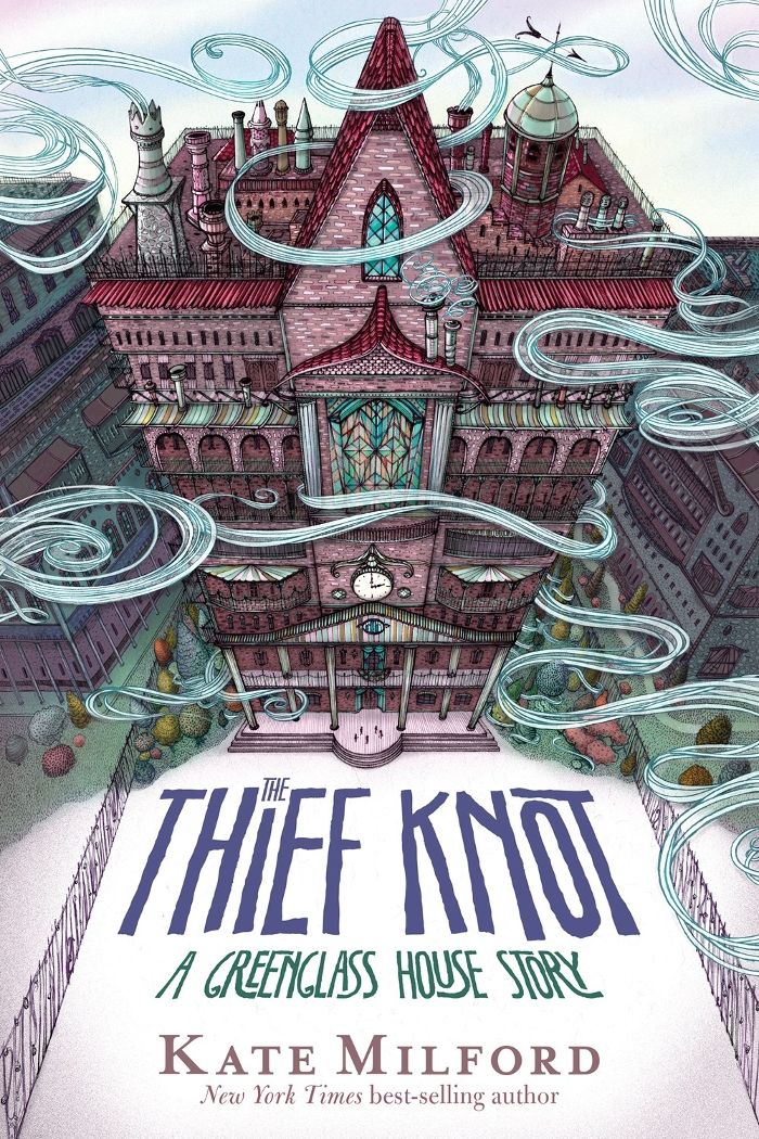 Review of The Thief Knot: A Greenglass House Story