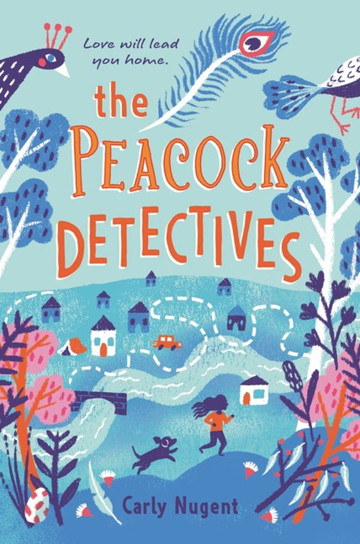 Review of The Peacock Detectives