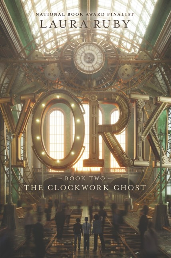 Review of York: The Clockwork Ghost