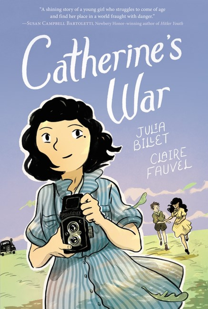 Review of Catherine's War