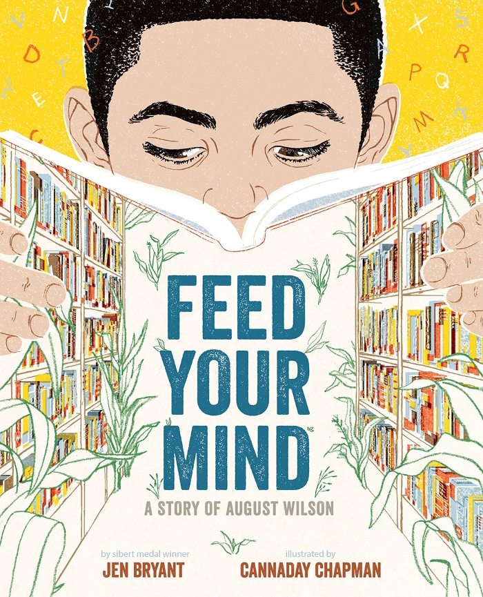 Review of Feed Your Mind: A Story of August Wilson