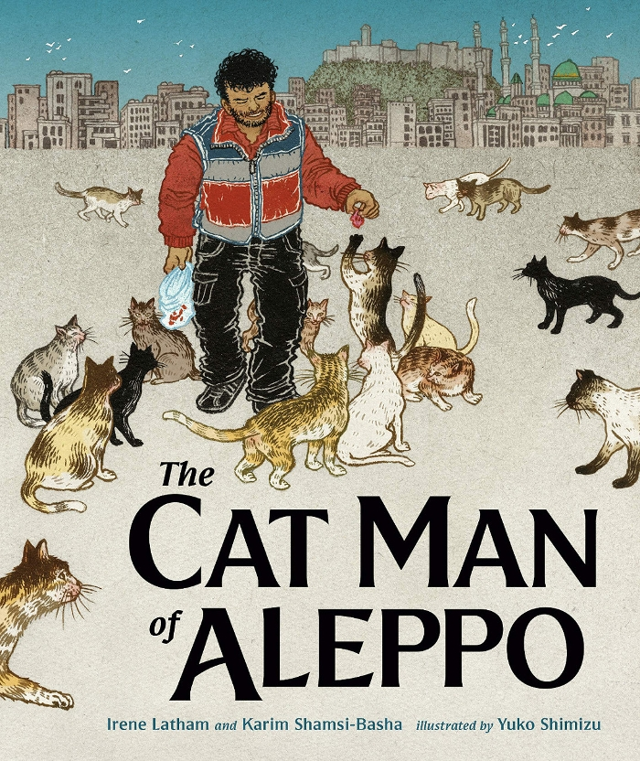 Review of The Cat Man of Aleppo