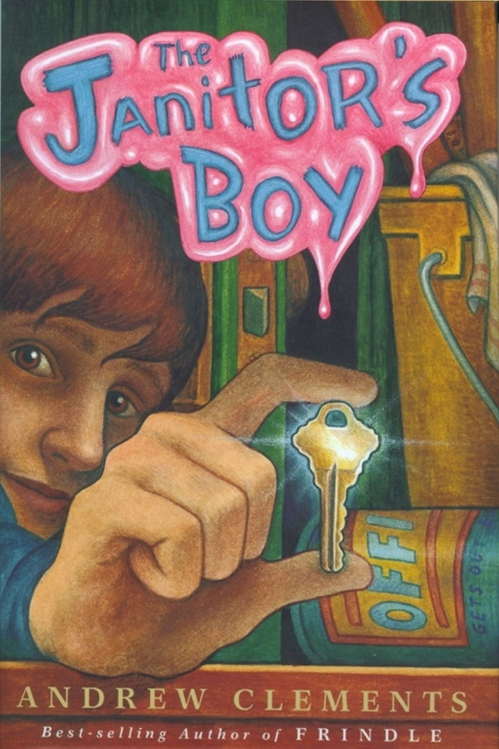 Happy Anniversary: The Janitor's Boy
