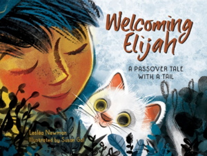 Review of Welcoming Elijah: A Passover Tale with a Tail