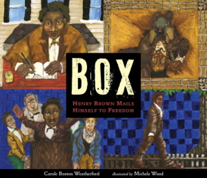 Review of Box: Henry Brown Mails Himself to Freedom