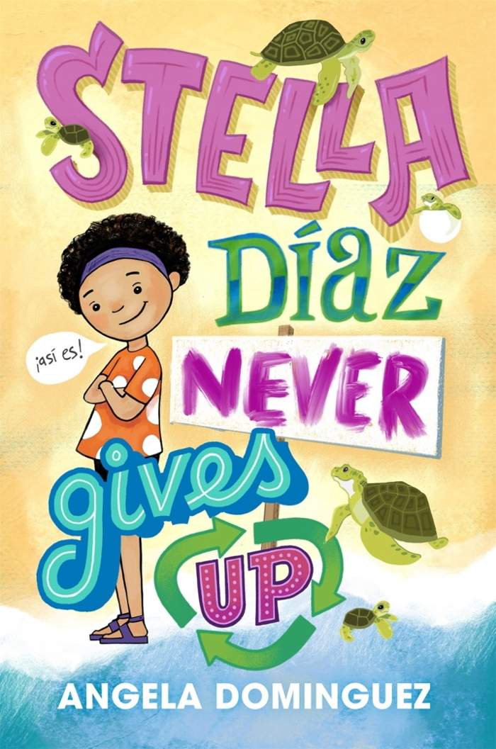 Review of Stella Díaz Never Gives Up