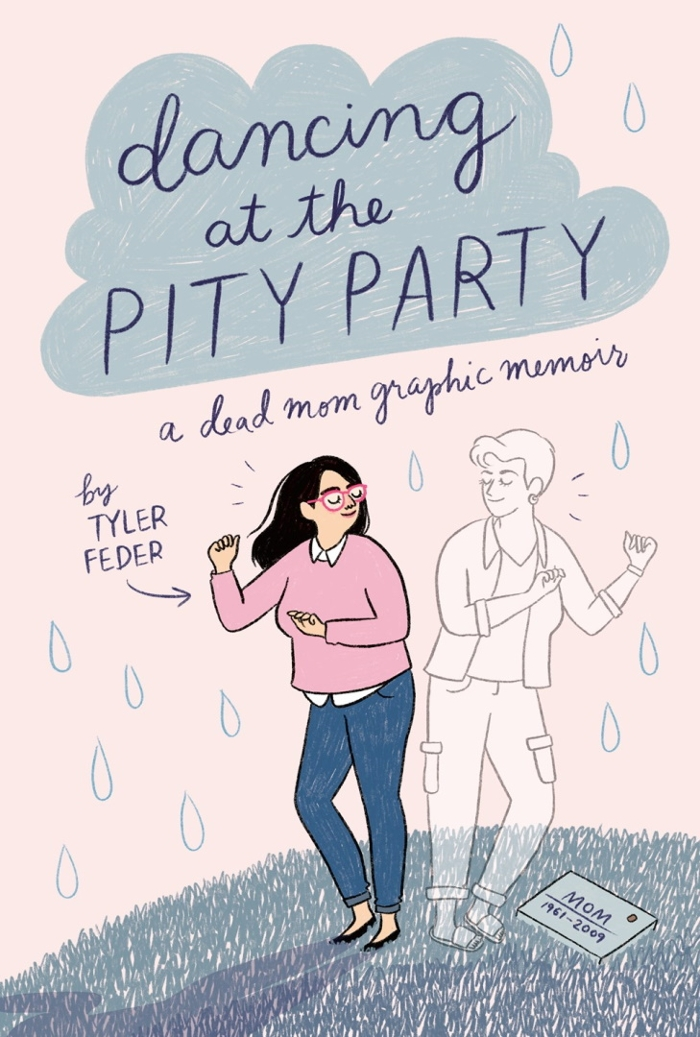 Review of Dancing at the Pity Party: A Dead Mom Graphic Memoir